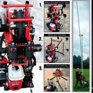 Pump Trax Well Pump Puller - RHR Products