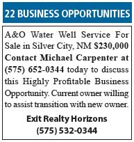 A&O Water Well Service for Sale