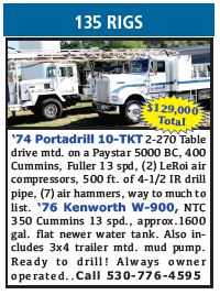 1974 Portadrill 10-TKT for Sale
