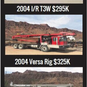 Beeman Buys, Sells, and Trades Drilling Equipment