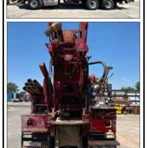 Venture Drilling Supply Selling 2002 Ingersoll-Rand TH60