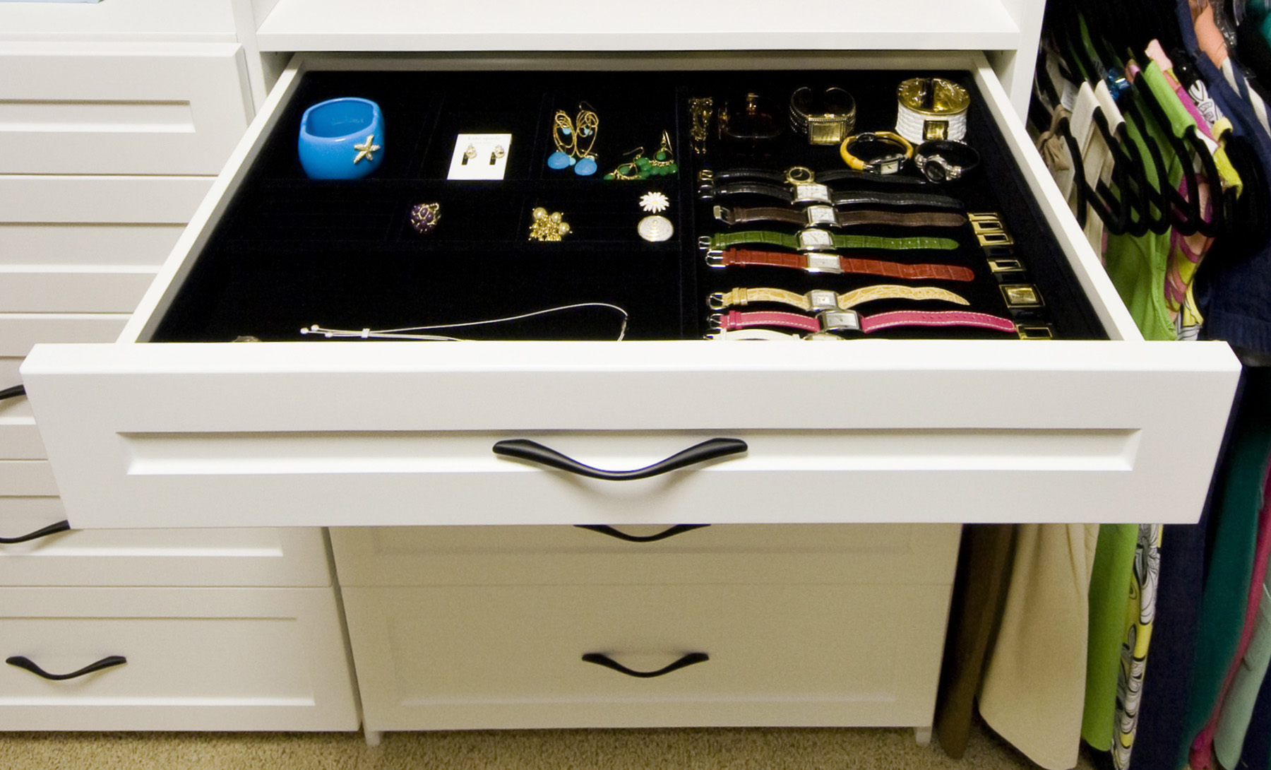Tailored Closets Jewelry Insert Baker