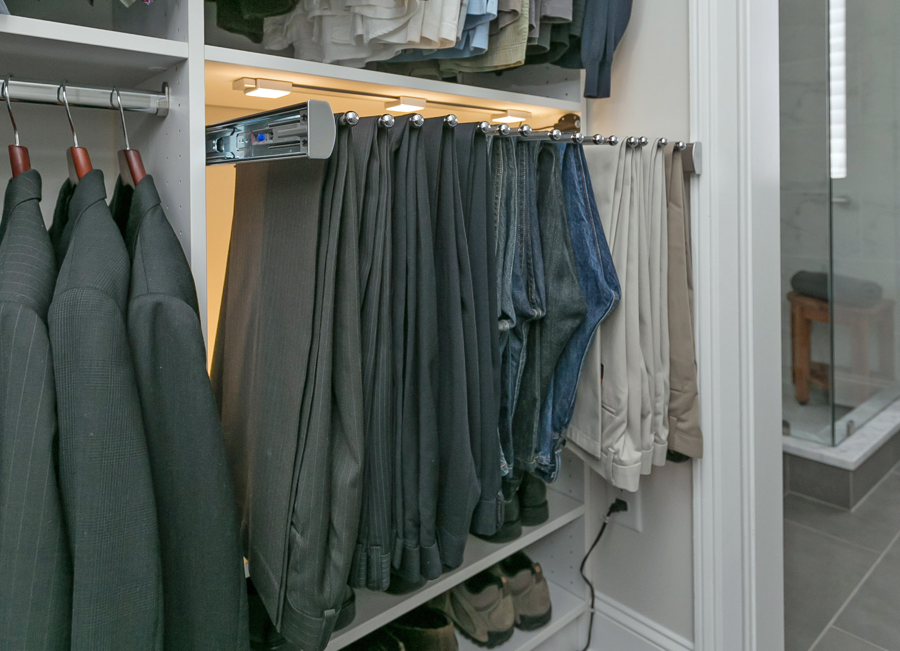 Tailored Closets Whitaker 14