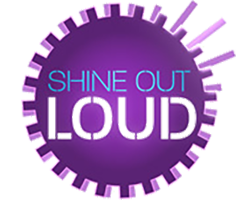 Link Erika Renee Land interviewing on Shine Out Loud