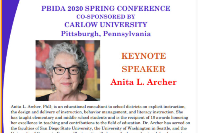PBIDA 2020 Spring