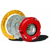 MCLEOD RXT 1200HD TWIN DISC POWER PACK CLUTCH AND ALUMINUM FLYWHEEL 26 SPLINE (96-10 MUSTANG GT/07-09 GT500) 6335807HD