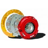 MCLEOD RXT 1200HD TWIN DISC POWER PACK CLUTCH AND ALUMINUM FLYWHEEL 26 SPLINE (96-10 MUSTANG GT/07-09 GT500) 6335807HD
