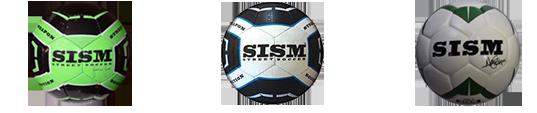 SISM Street soccer balls