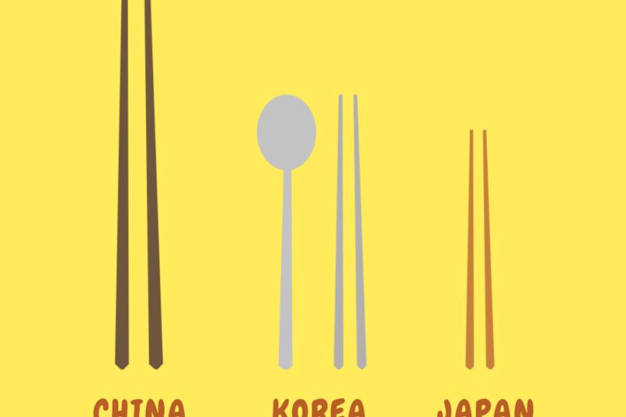 Chopstick lengths