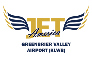Jet America Logo with GVA1