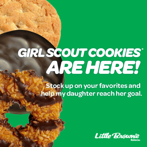 Girl Scouts Social Media