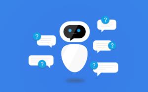 Blue AI Chatbot