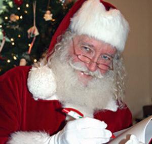 Santa Hugh