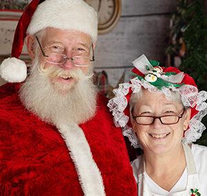 One-Shell Santa