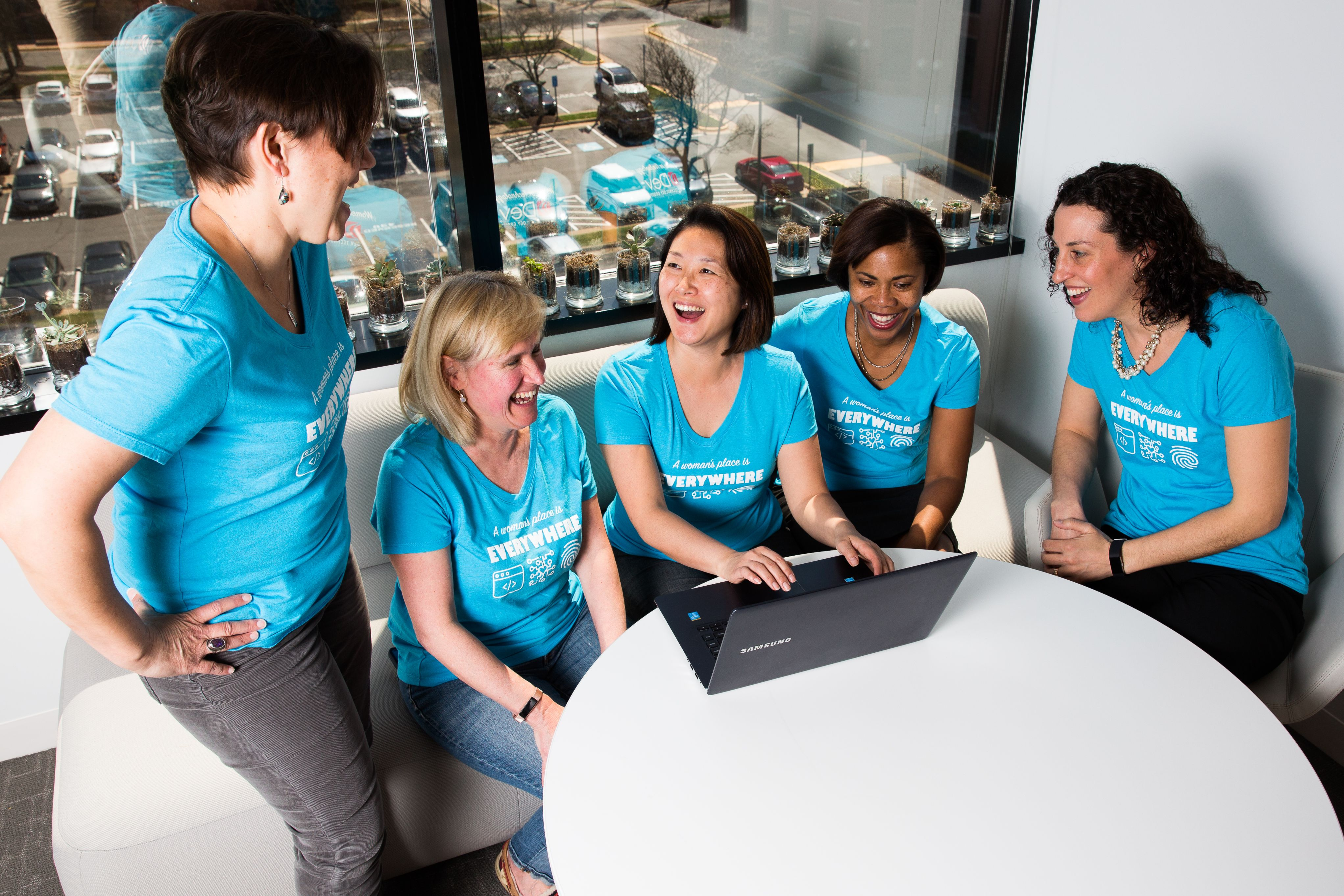 The History and Future of Women in IT