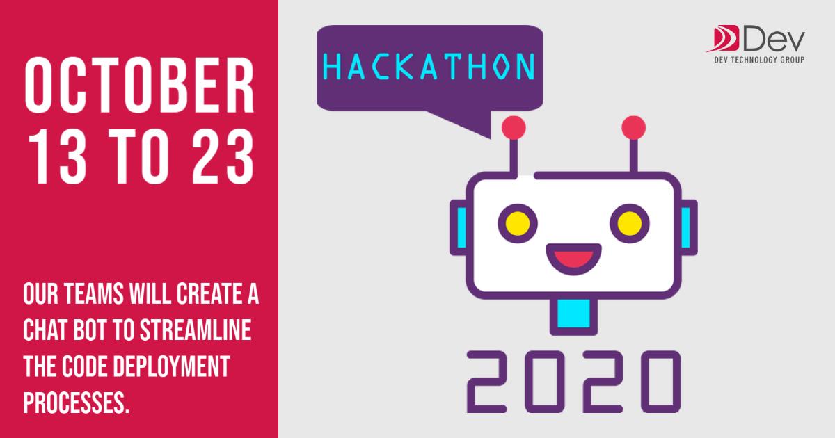 Dev Hack-a-thon 2020