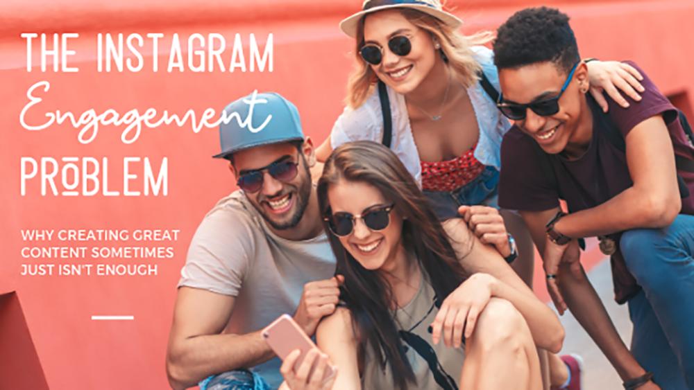 The Instagram Engagement Problem