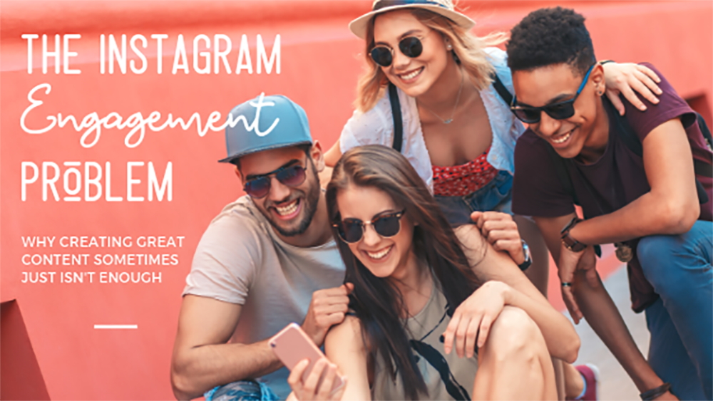 The Instagram Engagement Problem
