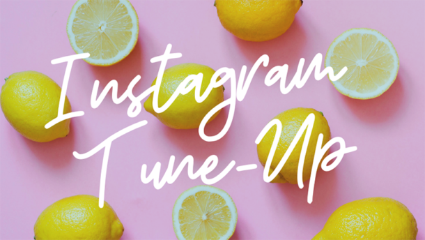 Instagram Tune Up Challenge