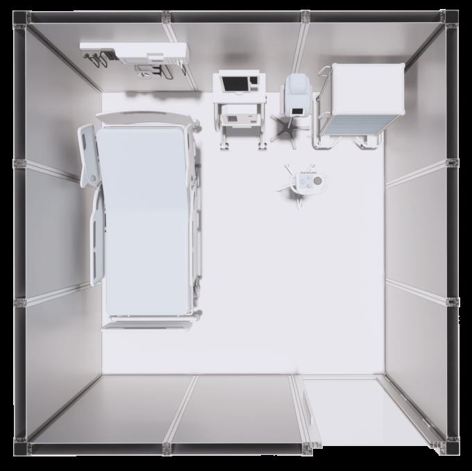 Line Systems H-Pod Visual