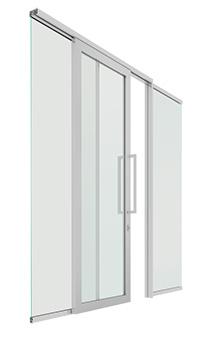 WOD Glass Acoustic Framed Single Glaze