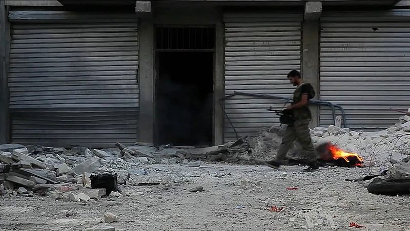 Washington y Londres suspenden la ayuda a los rebeldes en el norte de Siria