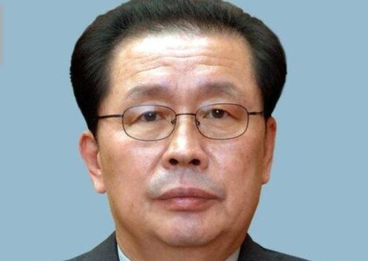 Corea del Norte ejecuta a tío de Kim