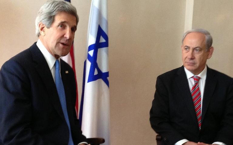 Kerry regresa a Tel Aviv en busca de un acuerdo