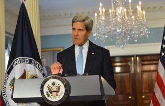 Kerry pide no aprobar sanciones contra Irán