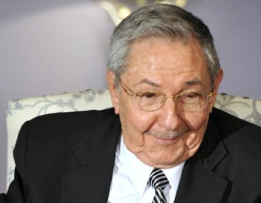 Raul Castro. Foto Government.ru