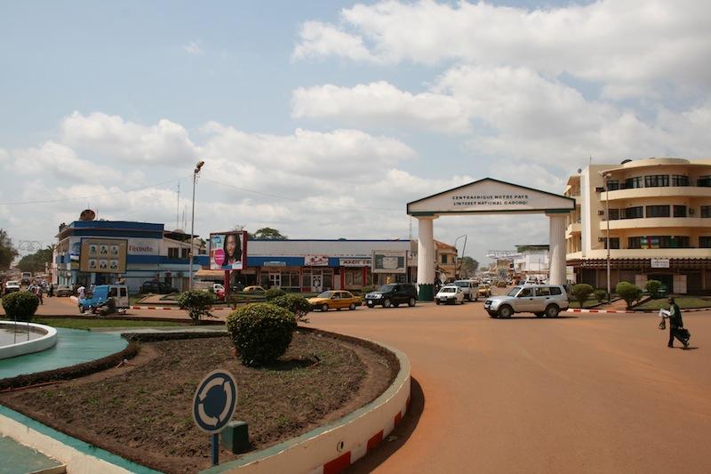 África central: 1.300 musulmanes salen de Bangui