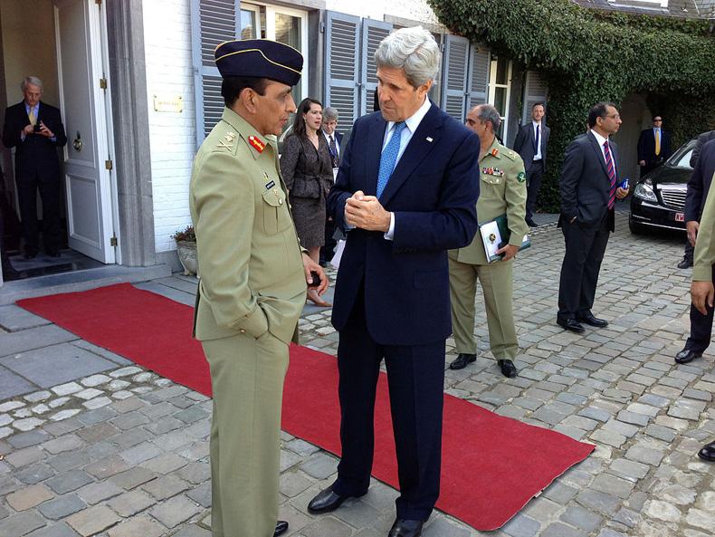 El ataque que sacudio las relaciones entre Estados Unidos y Pakistan
