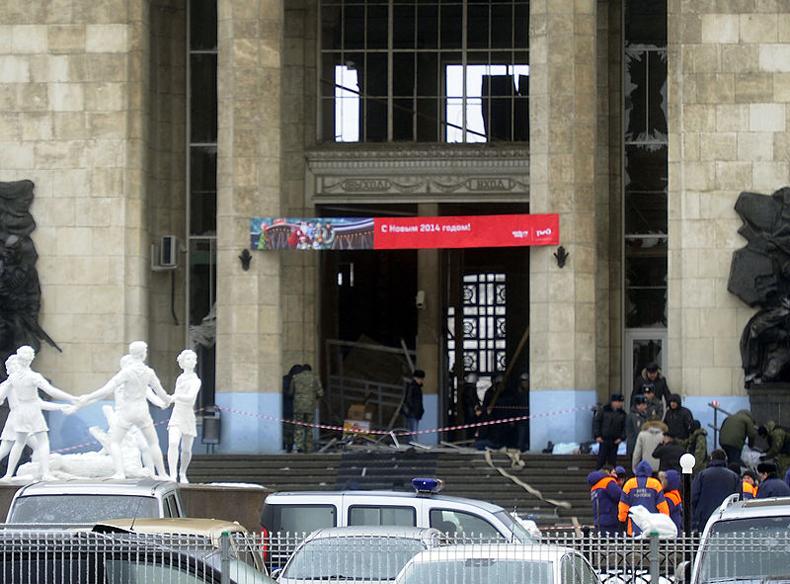 Dos ataques terroristas sacudieron a Volgogrado, Rusia, antes de los Juegos Olímpicos de invierno en Sochi