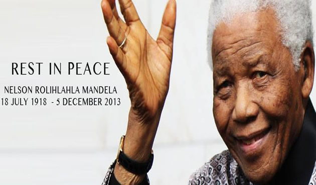 Intérprete en acto a Mandela dice que alucinaba