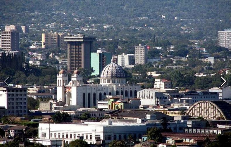 IICA y OCDE con El Salvador