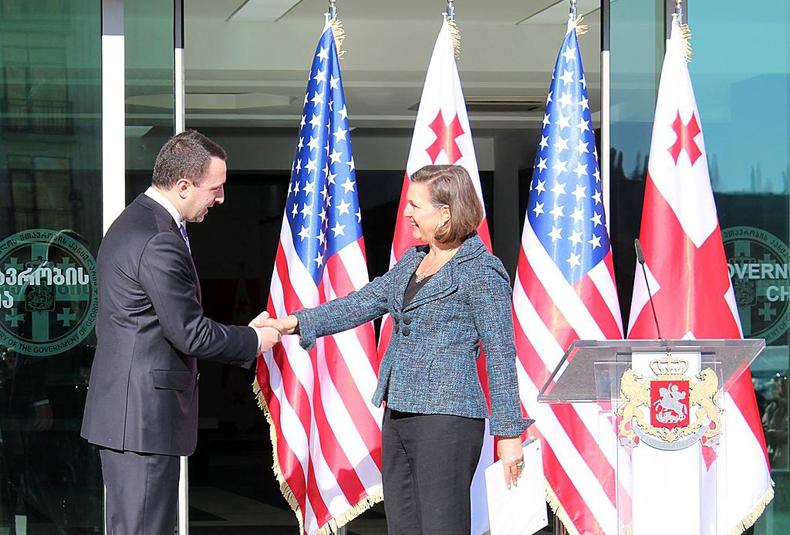 Primer Ministro de Georgia: Tiflis no espera cambios significativos en sus relaciones con Rusia