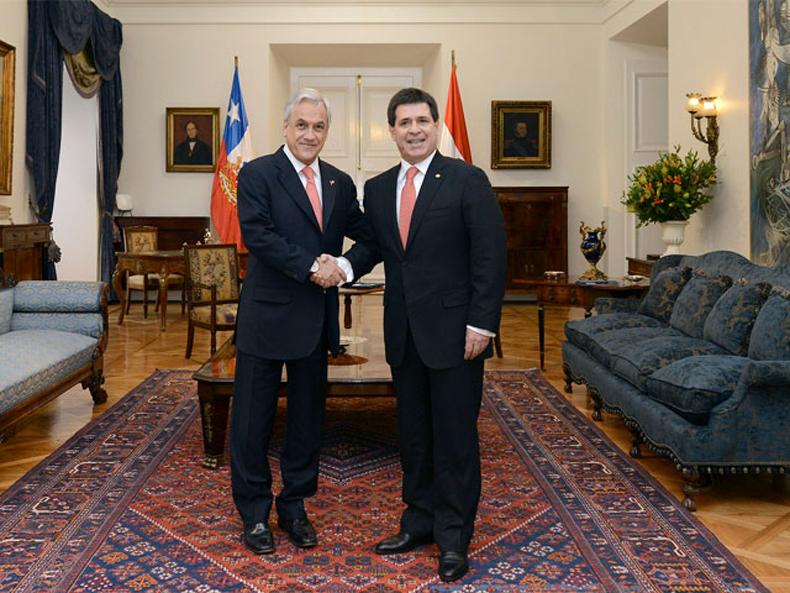 Paraguay y Chile: El Presidente Cartes Fortalece Relaciones Bilaterales