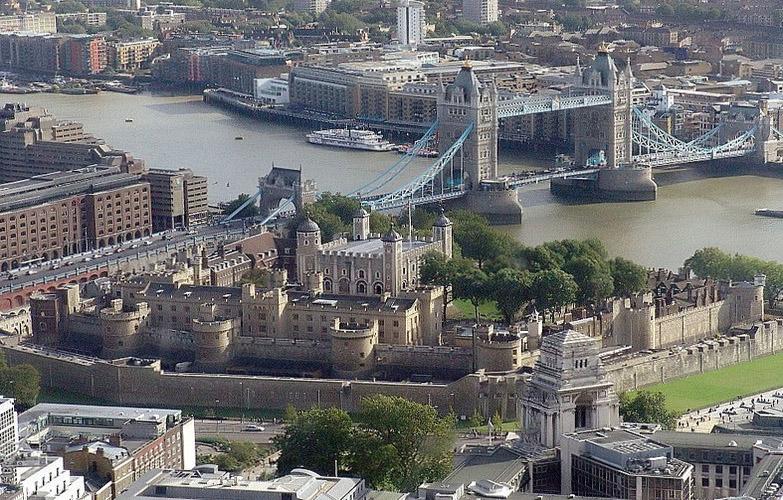 Cuatro personas sospechadas de ser terroristas fueron arrestadas en Londres
