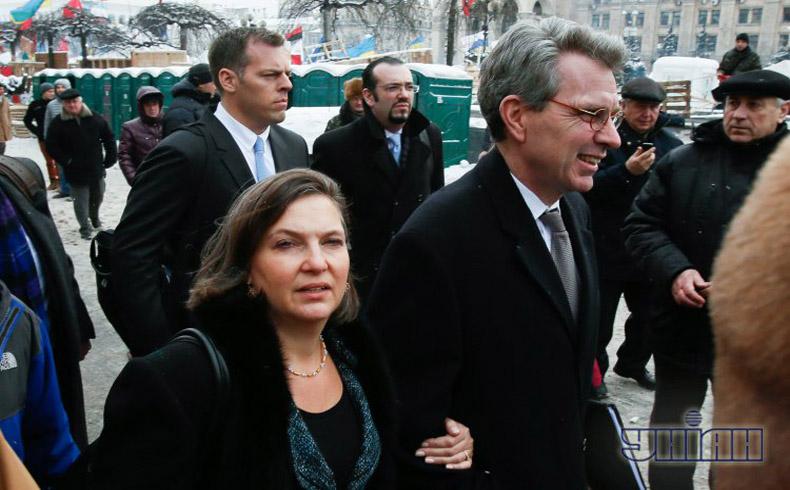 Alemania condena a la diplomática estadounidense en relación con sus comentarios a la UE sobre Ucrania