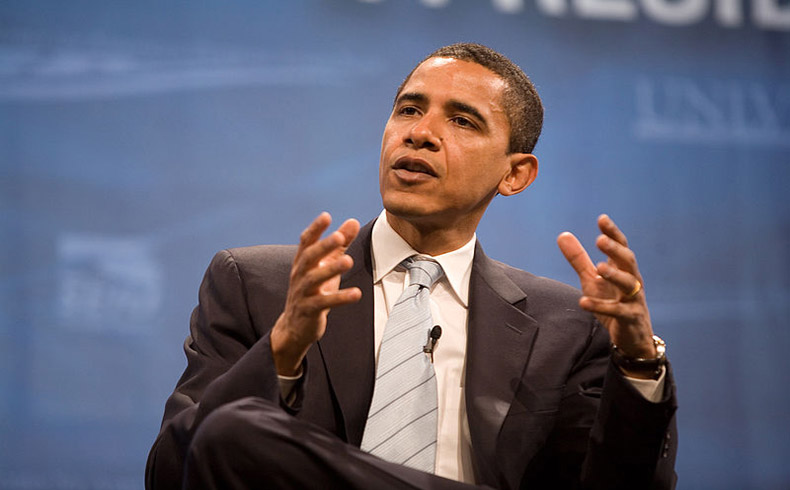 Obama firma orden ejecutiva para suspender sanciones contra Liberia