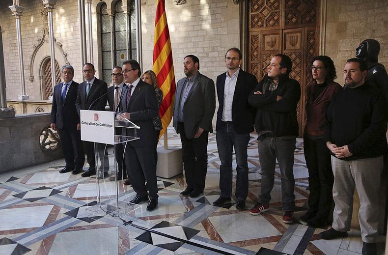 La independencia de Cataluña y un tumultuoso 2014 para España