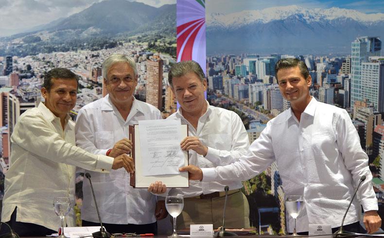 Paraguay, la Alianza del Pacifico y la lucha contra la pobreza