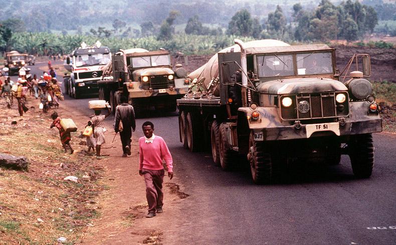 Pascal Simbikangwa niega toda participación en el genocidio de Ruanda