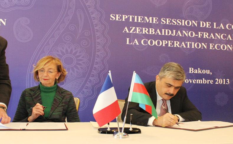 Azerbaiyán y Francia: Afianzan La Cooperación Económica, seguridad y educación