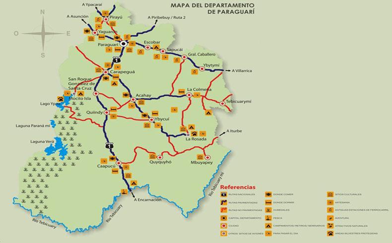 Paraguay: Ybycui cuenta con 38 nuevas viviendas para familias con escasos recursos
