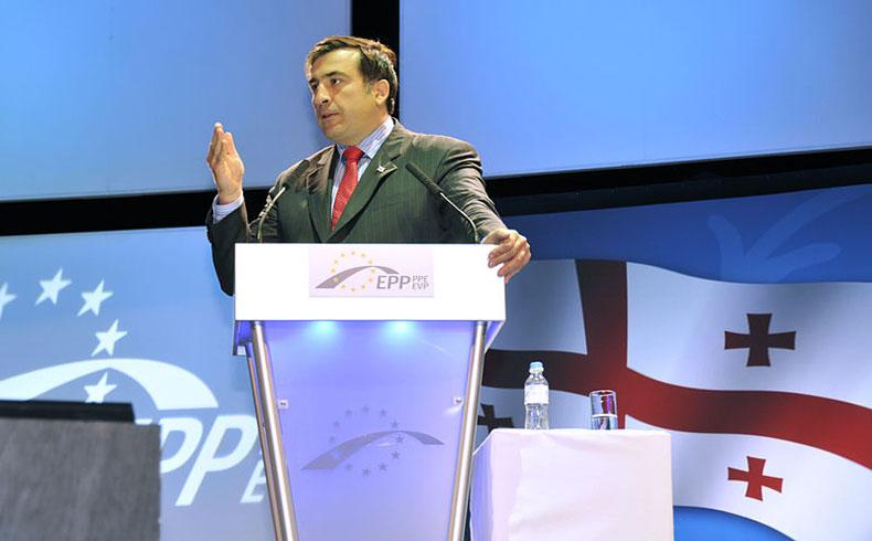 Mijeíl Saakashvili fue citado para un interrogatorio