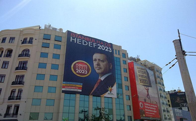 Erdogan se adjudica la victoria en las elecciones locales