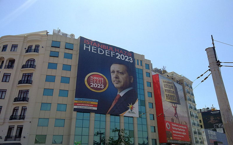 Turquía: Recep Tayyip Erdogan es el nuevo presidente de la republica