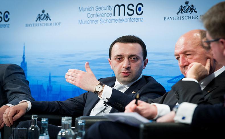 """Los EE.UU. prometen """"asistencia adicional"""" para las aspiraciones euro-atlánticas de Georgia"""