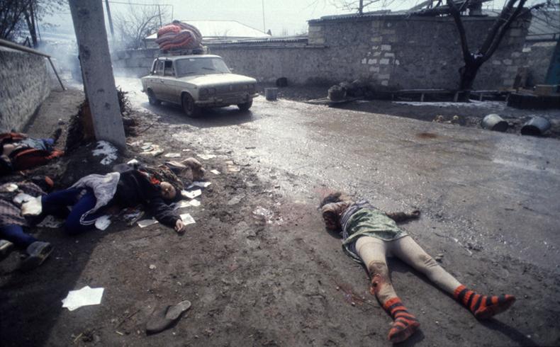 Azerbaiyán conmemora la masacre de Jodyalí